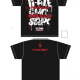 U-FILE CAMP T-SHIRT DESING